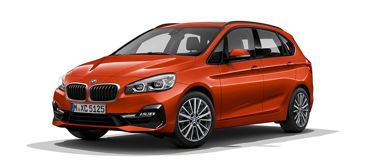 7943f1d62 BMW Serie 2 Active Tourer - Precios 2019 | BMW España