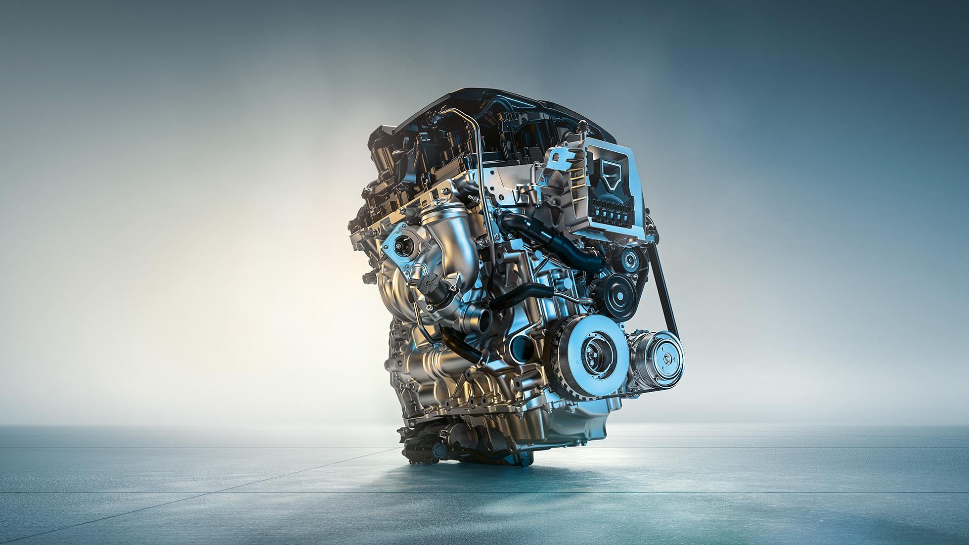 Motor de gasolina de 4 cilindros BMW M TwinPower Turbo del BMW M135i xDrive con 225 kW (306 CV).