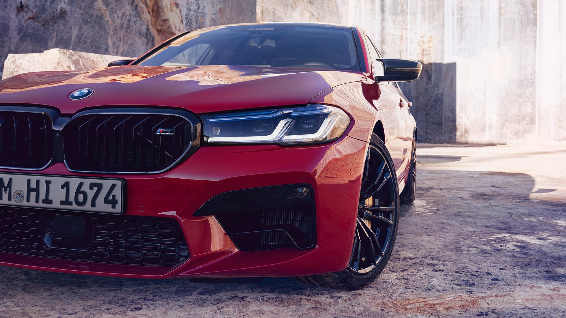 2020 BMW 550I Images