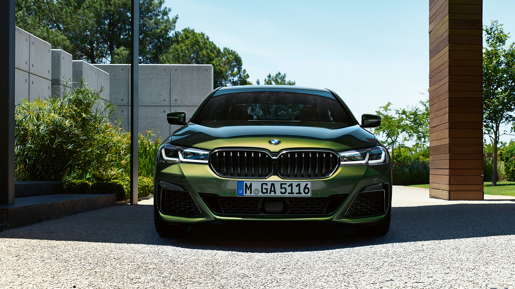 2020 BMW 550I Review and Release date