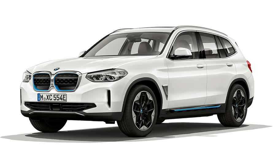 BMW iX3 renting coches electricos ofertas